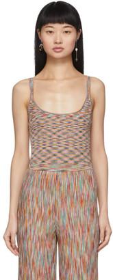 Missoni Multicolor Knit Tank Top