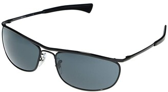 Ray-Ban RB3119M Olympian I Deluxe Sunglasses 62 mm (Black) Fashion Sunglasses