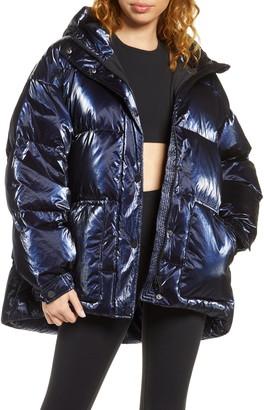 Blanc Noir Cortina Down Puffer Jacket