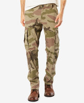 Dockers Stretch Athletic-Fit Camo-Print Cargo Pants