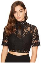 KEEPSAKE THE LABEL - Bridges Lace Top Women's Clothing