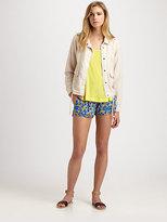 Splendid Linen Jacket
