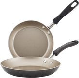 Farberware Cookstart Aluminum DiamondMax Nonstick 2-pc. Skillet Set