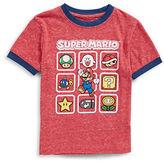 Licensed Tees Super Mario T-Shirt