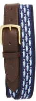 Vineyard Vines Men's Bluefish Belt
