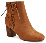 Merona Women's Adelia Side Lace Booties