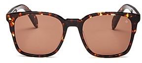 Rag & Bone Men's Square Sunglasses, 45mm