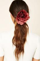 Forever 21 FOREVER 21+ Rose Hair Clip