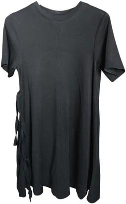 Proenza Schouler Black Wool Dress for Women