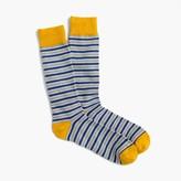 J.Crew Triple-stripe socks