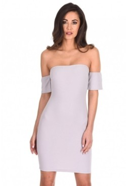 AX Paris Off the Shoulder Mini Dress