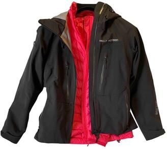 Helly Hansen Black Jacket for Women