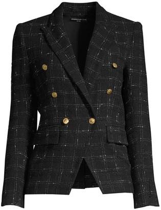 Generation Love Alexa Boucle Tweed Blazer