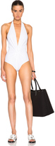 Karla Colletto Basics Low Back Swimsuit