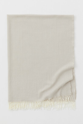 H&M Wool-blend Throw