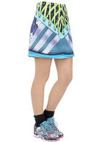 Adidas Originals By Mary Katrantzou Printed Neoprene Skirt