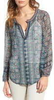 Ella Moss Women's Wayfair Silk Blouse