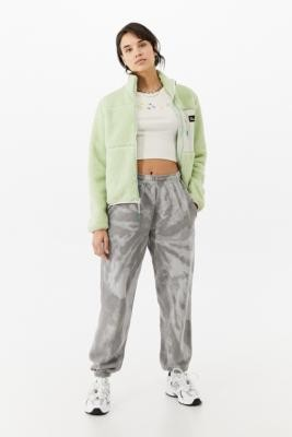 Penfield Mottawa Fleece Zip-Through Jacket - Green L at Urban Outfitters