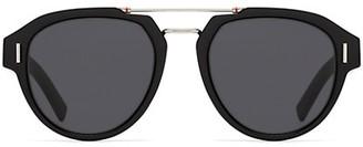 Christian Dior 50MM Fraction Professor Sunglasses