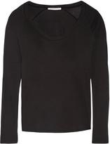 Yummie by Heather Thomson Pima cotton-blend jersey nightshirt