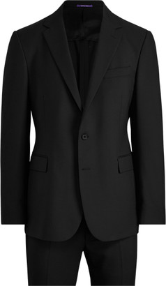 Ralph Lauren RLX Gregory Wool Twill Suit