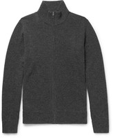 Rag & Bone - Nathan Wool And Cashmere-blend Zip-up Cardigan