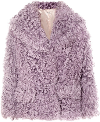 Miu Miu Shearling Jacket