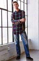 LA.EDIT Vintage Artwork Skinny Jeans