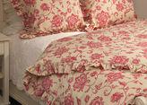 Ethan Allen Allegra Floral Duvet Cover