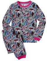 jellifish Girls' 2-Piece Thermal Underwear Set