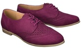 Oxford Women's Xhilaration® Lata Flat - Maroon
