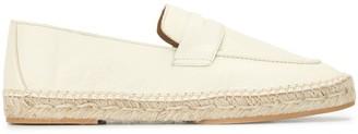 Bougeotte Flat Loafer Espadrilles