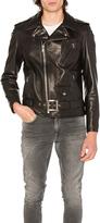 Schott Pebbled Moto Jacket