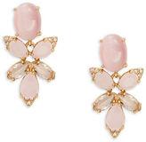 Kate Spade Blushing Blooms Drop Earrings
