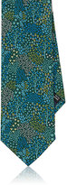 Salvatore Ferragamo Men's Nature-Print Silk Twill Necktie