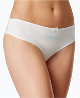 "Linea Donatella ""Bride"" Embroidered Panties"