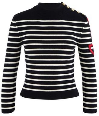 Patou Breton striped jumper