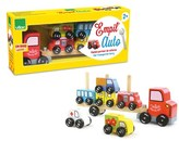 Vilac Trailer Truck and Cars Stacking Game