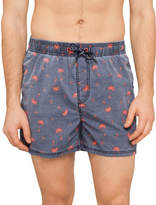 Coast Mens Anchor Away Boardshort