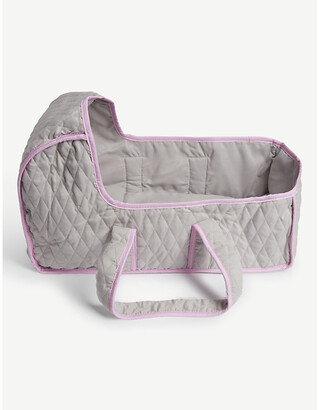 Selfridges Quilted toy doll carrier