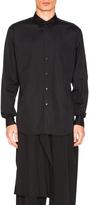 Yohji Yamamoto Button Down Shirt
