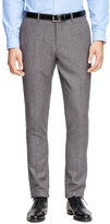 Brooks Brothers Grey Donegal Suit Trousers