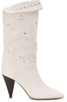 Isabel Marant Studded Tall Boots