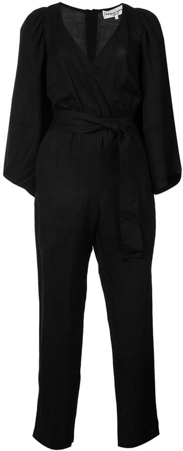 Apiece Apart Meru tie waist jumpsuit