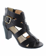 Restricted Black Adora Sandal