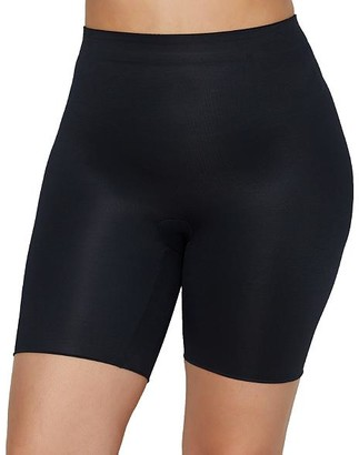 Spanx Plus Size Your Fancy Booty Booster Mid-Thigh Shaper