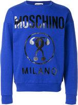 Moschino branded sweatshirt