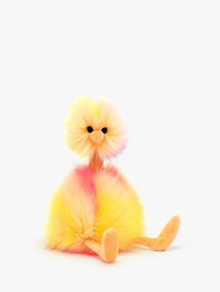 Jellycat Pompom Sorbet Bird Cuddly Toy