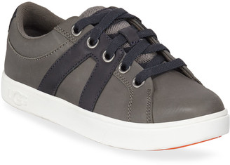 UGG Marcus Leather Sneakers, Toddler/Kids