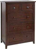 Pier 1 Imports Torrance Mahogany Brown Chest